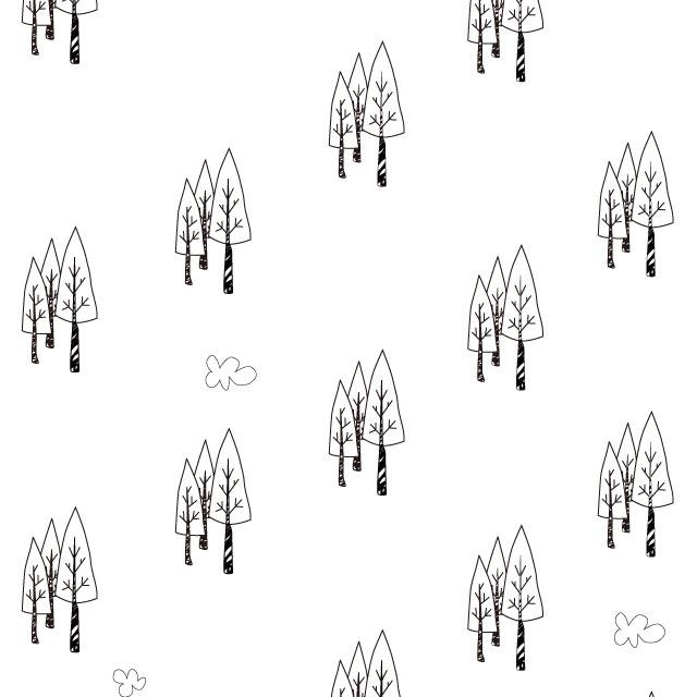 【北欧】パターン スマホ壁紙 ホーム/ロック画面 無料ダウンロード さわやかな朝