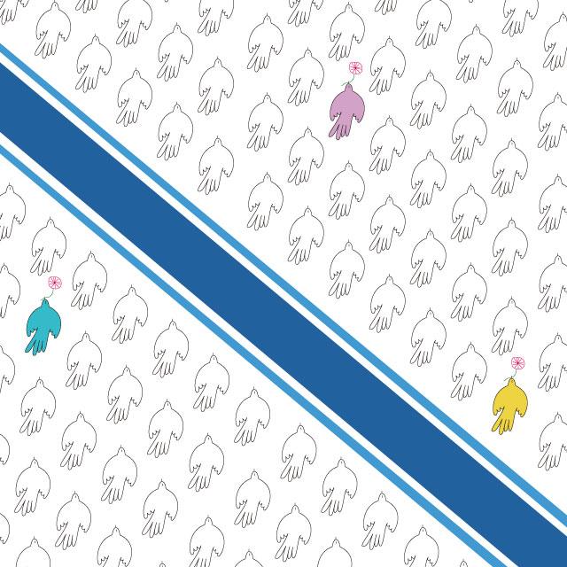 【北欧】パターン スマホ壁紙 ホーム/ロック画面 無料ダウンロード その先のキボウ