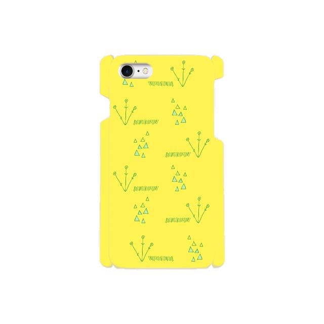 新商品♪ スカンジナビアレモンイエロー スマホケース/スマホカバー ほぼ全機種対応iPhone/Android