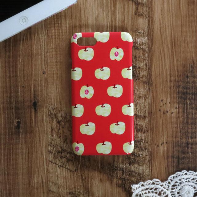 りんごの季節 スマホケース/スマホカバー iPhone/android