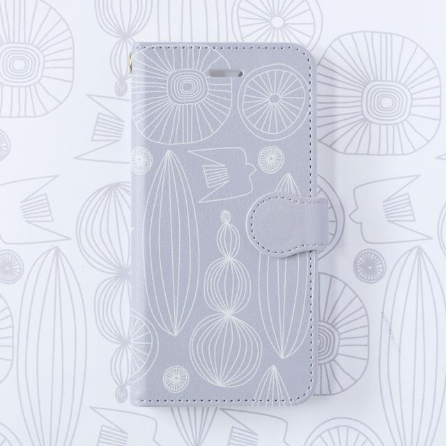 手帳型スマホケース 自然へようこそ 販売開始しました。iPhone/Android
