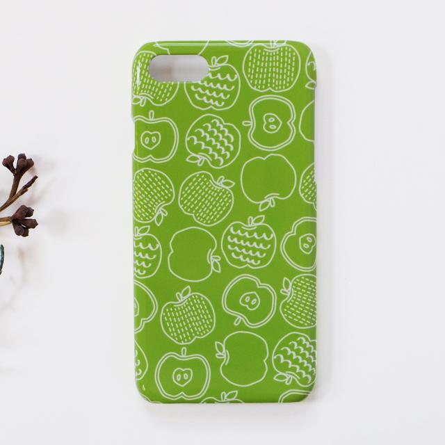 グリーンアップル 北欧 スマホケース/スマホカバー iPhone/android/Galaxy/Xperia/AQUOS/Huawei